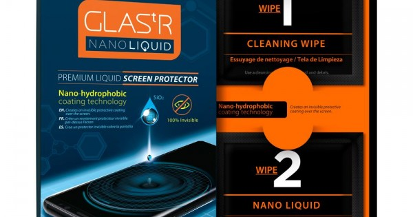 cheaper 5085f a9d19 spigen Screen Protector GLAS tR Nano Liquid