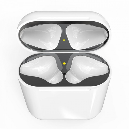Airpods Dust Guard 18 k black by beyondcell