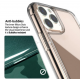 cover for iPhone 11 pro Max Blue Diamond Tempered Glass Shield Suitable clear by beyondcell