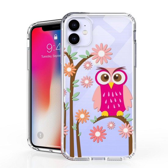 cover Flex Gel Suitable For Apple iPhone 11 Daisy Owl by beyondcell