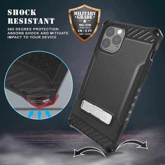 Tri Shield Suitable For Apple iPhone 11 Pro Max 6.5  Blac TPU by beyondcell