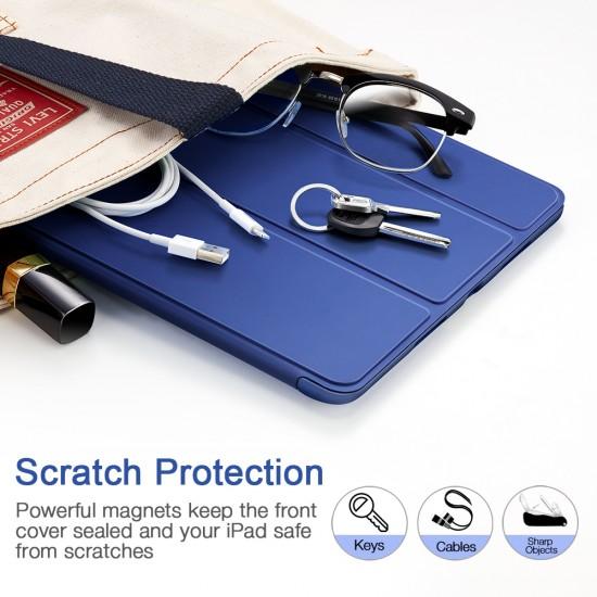 cover iPad 10.2 Rebound Pencil Slim Smart Case color navy blue by ESR