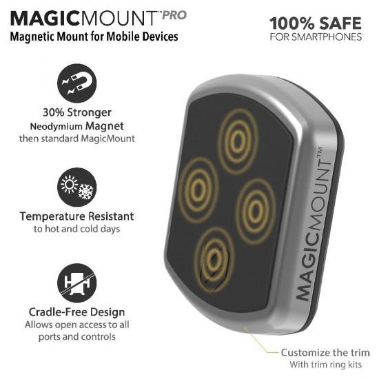 SCOSCHE MAGICMOUNT PRO DASH MAGNETIC MOUNT