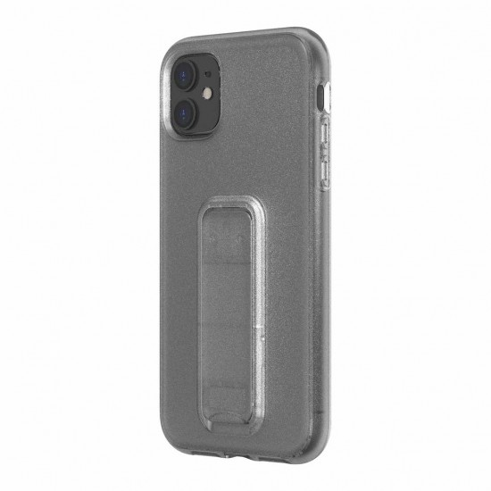 Case for iPhone 11 Eezl stand withe grip clear by Wild Flag