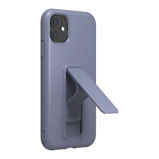 Case For iPhone 11 Eezl stand withe grip Lavender by Wild Flag