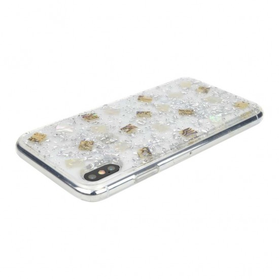 Cover iPhone XS Max Wild Flag Design Mother Of Pearl by WildFlag